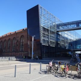 Copenhagen, Royal Library